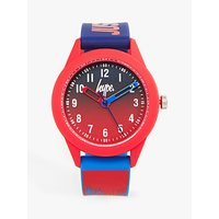 Hype HYK011UR Childrens Just Hype Silicone Strap Watch, Multi