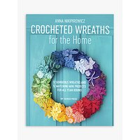image-Search Press Crocheted Wreaths by Anna Nikipirowicz