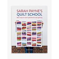 Search Press Sarah Payne's Quilt School Book