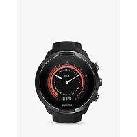 SUUNTO 9 Baro Smartwatch with GPS and Wrist-based Heart Rate Technology, Black