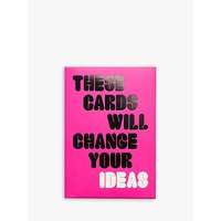 Laurence King Publishing Change Your Ideas Self Help Cards