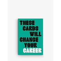 Laurence King Publishing Change Your Career Self Help Cards