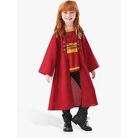 Harry Potter Quidditch Robe Children's Costume, 5-6 years
