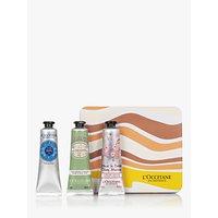 L'Occitane Hand Cream Trio Collection Bodycare Gift Set