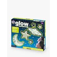 Cosmic Glow Superstars