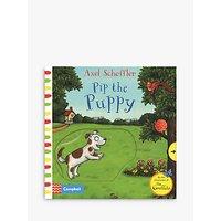 Pip The Puppy Children's Book