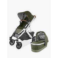 UPPAbaby Vista V2 Pushchair and Carrycot, Hazel