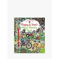 Poppy & Sam Magic Painting Children's Book