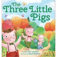 The Three Little Pigs Children's Book