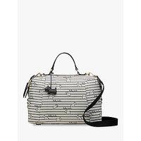 shop for Radley Stripe Oilskin Multi-Way Bag at Shopo