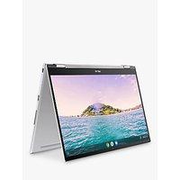 ASUS Chromebook Flip C436FA-E10097, Intel Core i5 Processor, 8GB RAM, 256GB SSD, 14 Full HD, Aerogel White