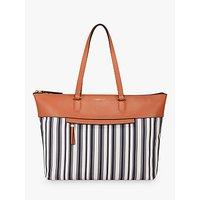 shop for Fiorelli Chelsea Medium Stripe Grab Bag, Nautical Navy at Shopo