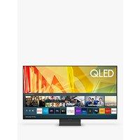 Samsung QE75Q95T (2020) QLED HDR 2000 4K Ultra HD Smart TV, 75 inch with TVPlus/Freesat HD, Black