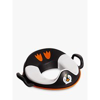 My Carry Potty My Little Trainer Seat, Black Penguin