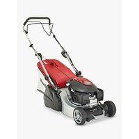 Mountfield SP425R Rear Roller Self-Propelled Petrol Lawn Mower, 41cm, Red/Grey