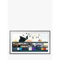 Samsung The Frame (2020) QLED Art Mode TV with No-Gap Wall Mount, 55 inch