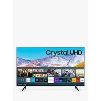 Samsung UE75TU8000 (2020) HDR 4K Ultra HD Smart TV, 75 inch with TVPlus, Black