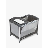 Joie Baby Commuter Change Travel Cot, Logan
