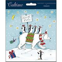 Woodmansterne North Pole Advent Calendar Card