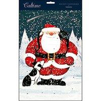 Woodmansterne Father Christmas Advent Calendar