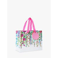 John Lewis & Partners Spring Floral Gift Bag, Small