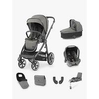 BabyStyle Oyster 3 Luxury 7 Piece Pushchair Bundle, City Grey