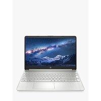 HP 15SS Laptop, AMD Ryzen 3 Processor, 8GB RAM, 128GB SSD, 15.6 Full HD, Silver