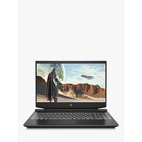 HP Pavilion 15-ec1008na Laptop, AMD Ryzen 5 Processor, 8GB RAM, 256GB SSD, 15.6 Full HD, Black
