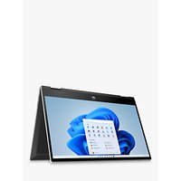 "HP Pavilion X360 14-dw0022na Convertible Laptop, Intel Core i3, 8GB RAM, 256GB SSD, 14"" Full HD"
