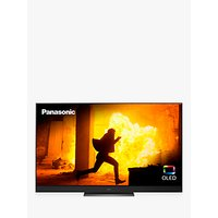 Panasonic TX-65HZ2000B (2020) OLED HDR 4K Ultra HD Smart TV, 65 inch with Freeview Play and Dolby Atmos, Black