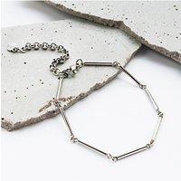 Wanderlust + Co Zoe Bar Chain Bracelet