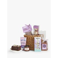 John Lewis and Partners Chocolate Lovers Gift Basket