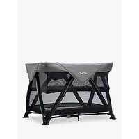 Nuna Sena Aire Travel Cot, Charcoal