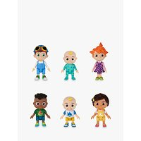 Cocomelon Family and Friends Set, Pack of 6