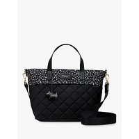 shop for Radley Hilly Fields Medium Multiway Grab Bag, Black at Shopo