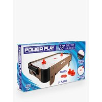 Toyrific Power Play 28 Table Top Air Hockey Game