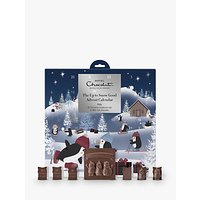 Hotel Chocolat Up to Snow Good Advent Calendar, 110.5g