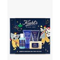 Kiehl's Men's Groom On-The-Go Skincare Gift Set
