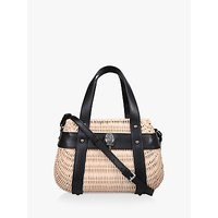 shop for Kurt Geiger London Kensington Basket Bag at Shopo