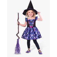 Witch Sustainable Children's Costume, 4-6 Years.