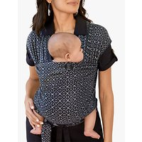 MOBY Classic Cotton Wrap Baby Carrier, Mosaic