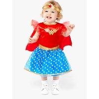 Wonder Woman Children's Costume, 2-3 Years.