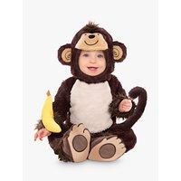 Amscan Monkey Around Children's Costume, 12-18 months.