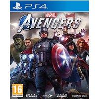 Marvel's Avengers, PS4