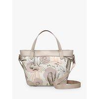 shop for Radley Desert Floral Medium Multiway Grab Bag, White/Multi at Shopo