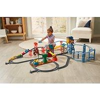 Thomas & Friends TrackMaster Mad Dash on Sodor Train Set.
