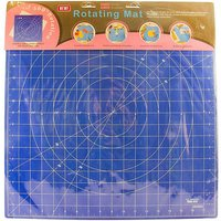 18 inch Rotating Quilting Cutting Mat RM-1818B.