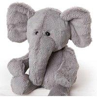 All Creatures Hazel the Elephant Large Plush Soft Toy.