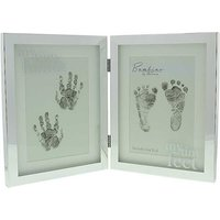 Bambino Silver Plated My Tiny Hands/Feet Frame.