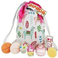 Bomb Cosmetics Alpaca My Bag Bath Bomb Gift Set.